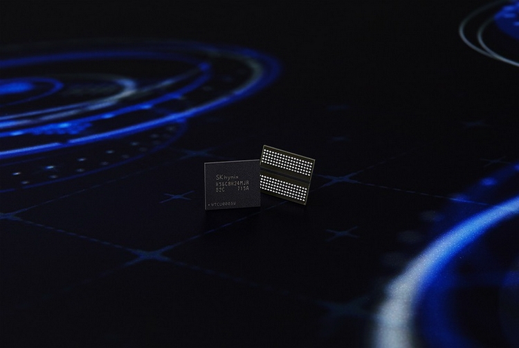SKHynix представила самую быструю память для видеокарт