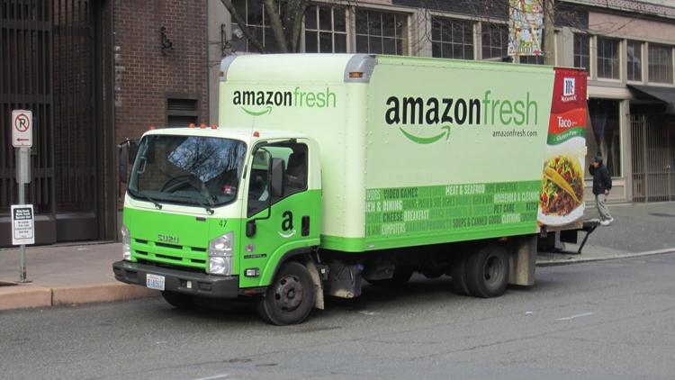 Amazon занялась исследованиями в области самоуправляемого транспорта