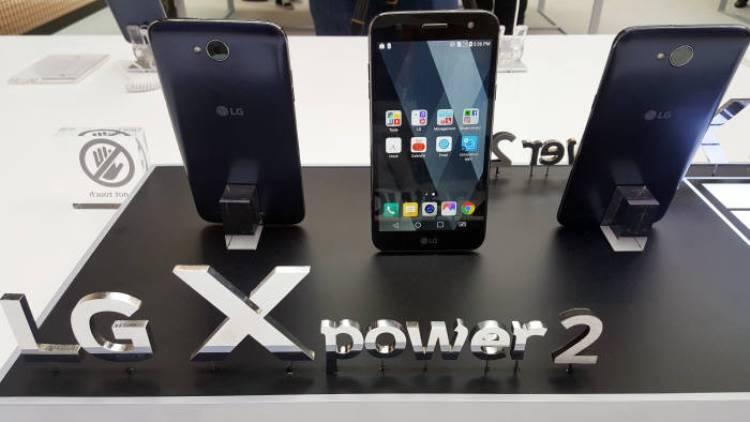 Смартфон LG X Power 2 получил мощную батарею и скромное«железо»при нескромном ценнике