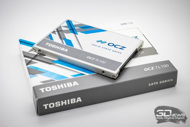 Обзор SSD-накопителя Toshiba OCZ TL100: лишиться DRAM без драмы