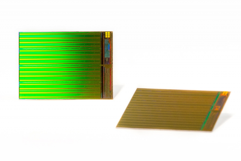 Кристаллы Micron 3D NAND