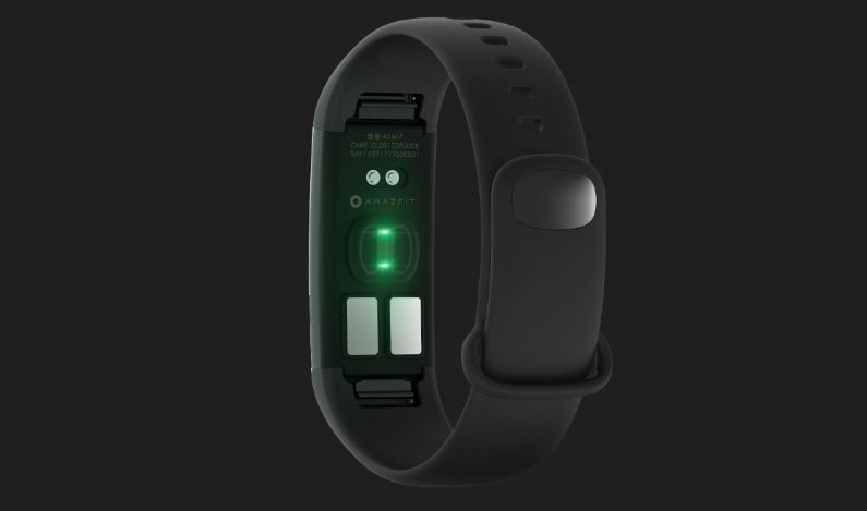 Amazfit представила фитнес-браслет Health Band с датчиком ЭКГ