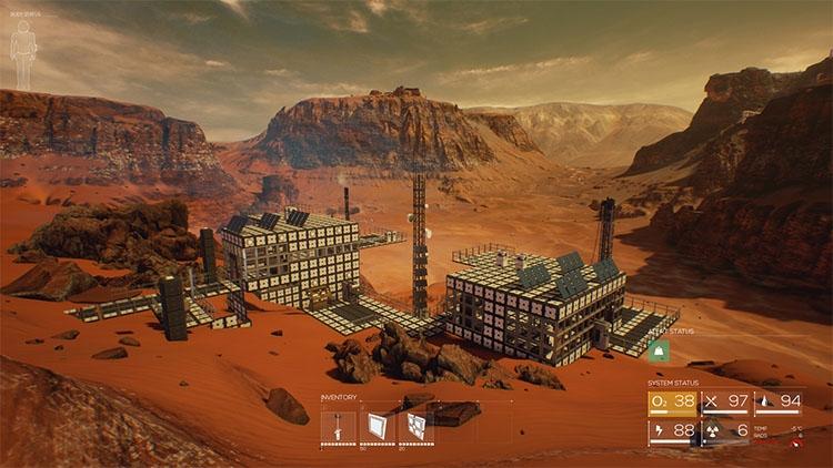 выживание на марсе скачать игру - фото 2