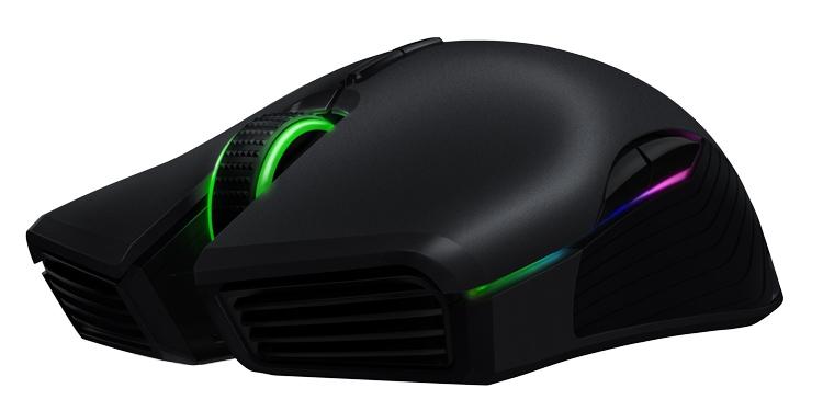 Razer Lancehead: игровая мышь с разрешением сенсора 16 000 dpi