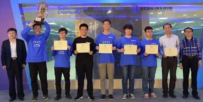 Некоторые из победителей ASC17