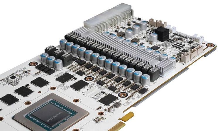 Видеокарта GALAX/KFA2 GeForce GTX 1080 Ti HOF Limited Edition