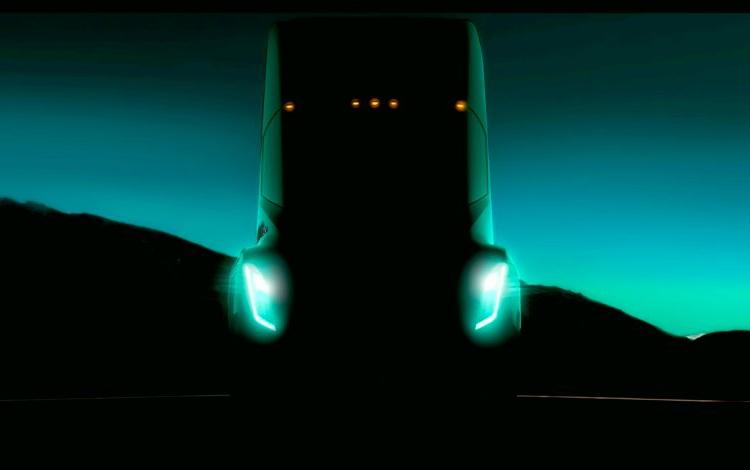 Элон Маск приоткрыл завесу тайны над электрическим грузовиком Tesla