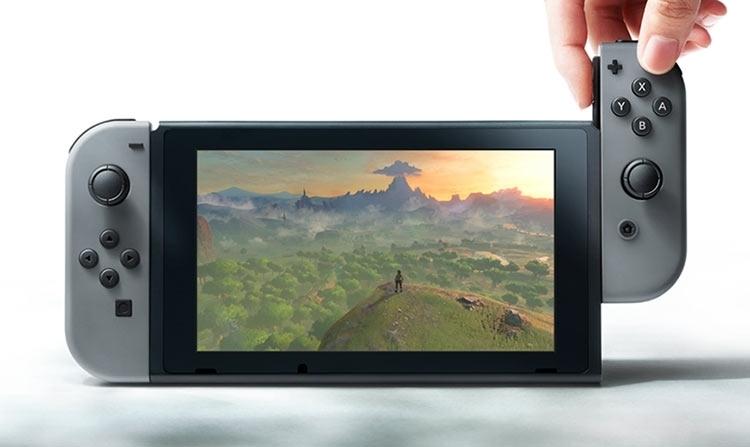 02 - Nintendo поставляла консоли Switch не только по морю, но и по воздуху