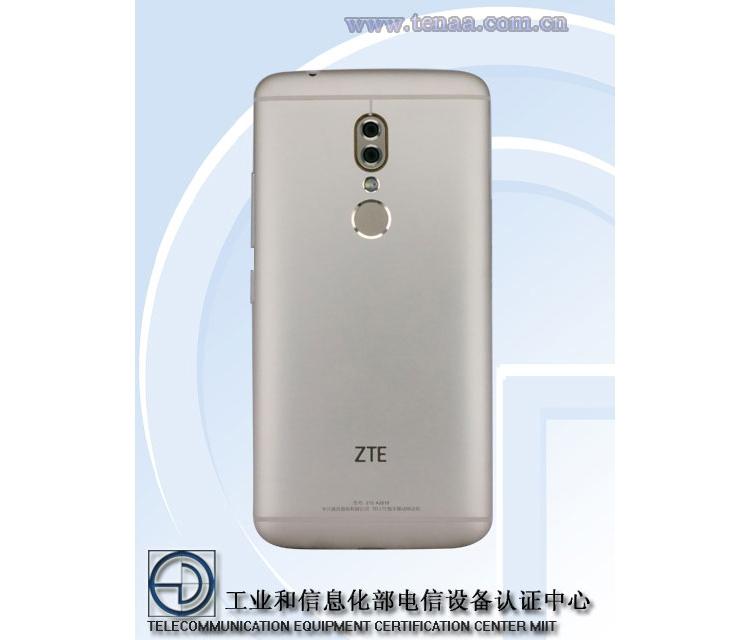 zte2 - ZTE готовит смартфон со сдвоенной камерой с оптическим зумом