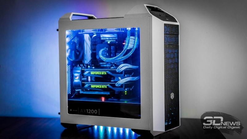 Компьютер месяца — май 2017