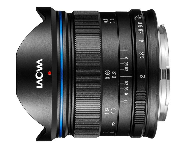 venus2 - Объектив Laowa 7.5mm f/2 MFT рассчитан на камеры Micro Four Thirds