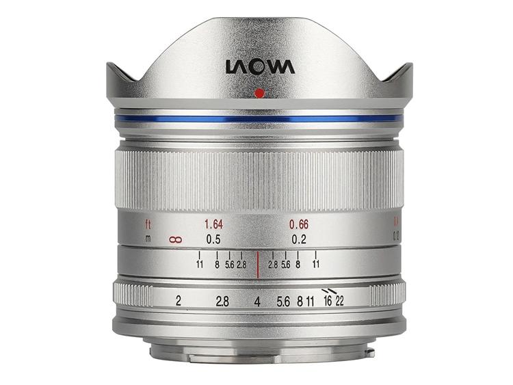 venus3 - Объектив Laowa 7.5mm f/2 MFT рассчитан на камеры Micro Four Thirds