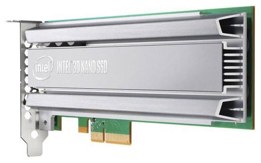 Радиатор — необходимая деталь SSD P4500/P4600 форм-фактора HHHL