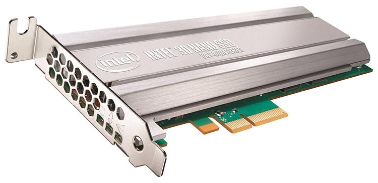 Intel SSD DC P4500/P4600