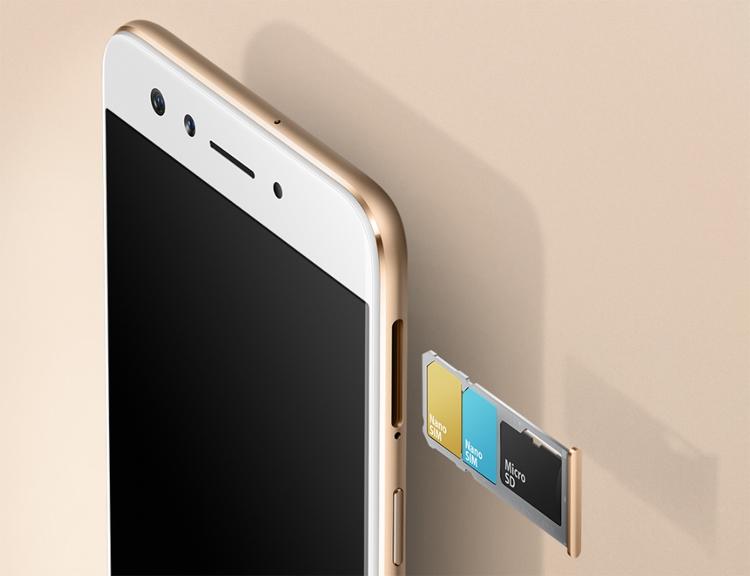 Смартфон Oppo F3