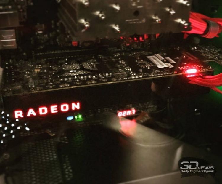 505 1 - Конфигурация Radeon RX Vega найдена в новых патчах драйвера Linux