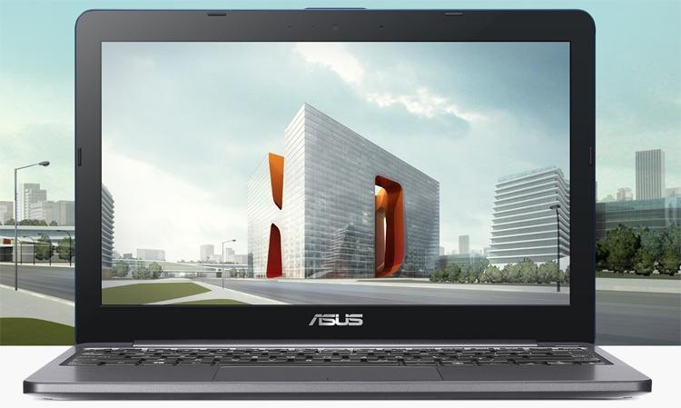 Ноутбуки ASUS VivoBook E12