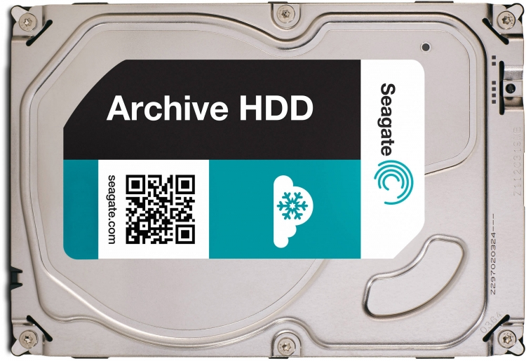 Seagate Archive ёмкостью 8 Тбайт