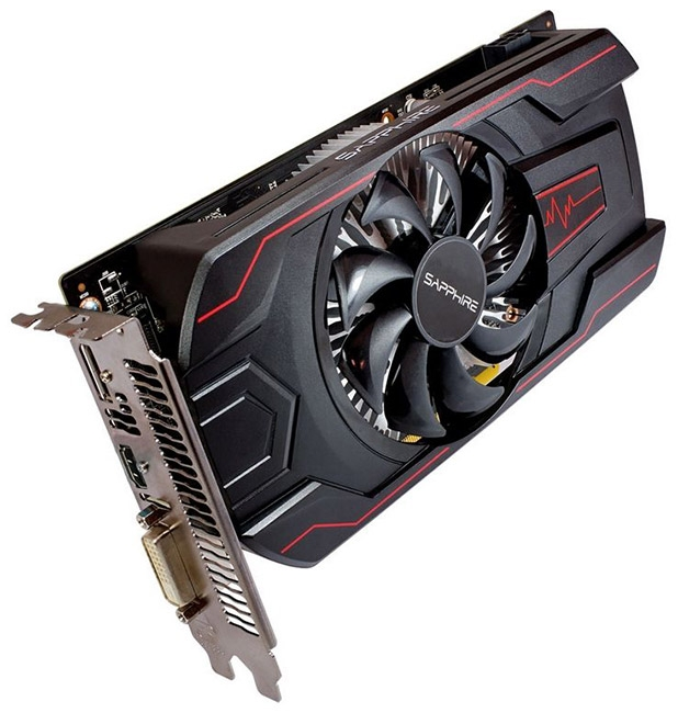 Видеокарта Sapphire Pulse Radeon RX 560