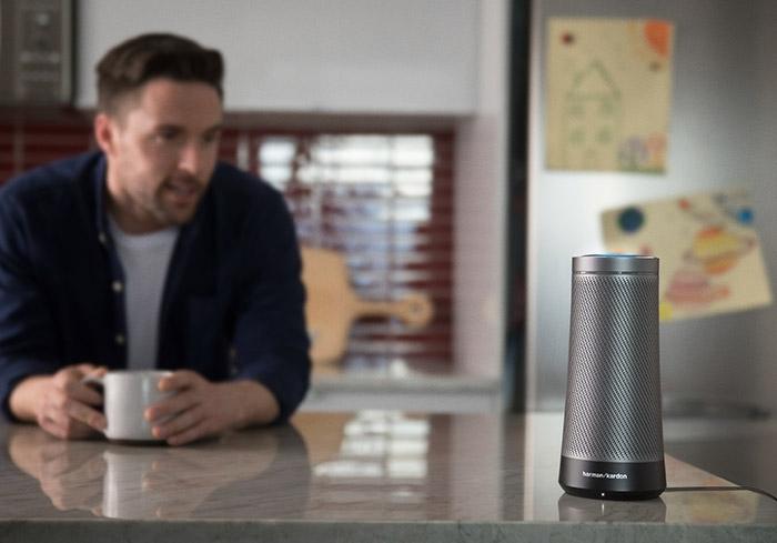 "Microsoft и Harman Kardon представили смарт-динамик Invoke с Cortana"""