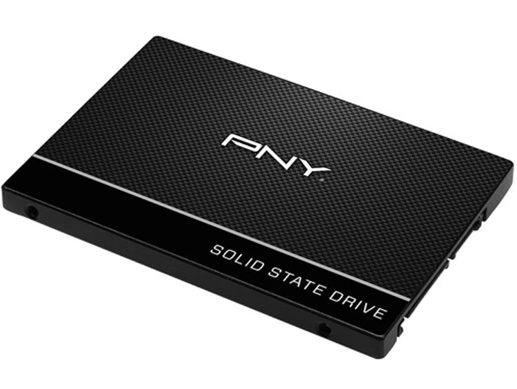 ssd1 - Твердотельные накопители PNY CS900 используют флеш-память TLC NAND