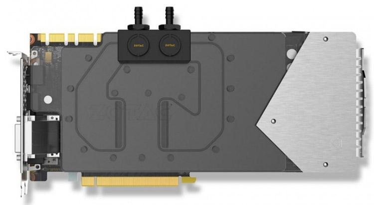 Видеокарта ZOTAC GeForce GTX 1080 Ti ArcticStorm