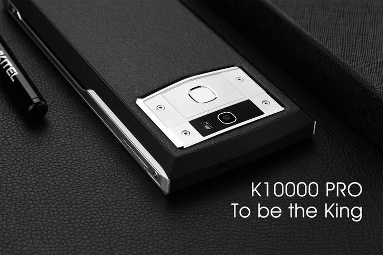 ouk2 - Смартфон Oukitel K10000 Pro со сверхмощным аккумулятором выйдет в июне