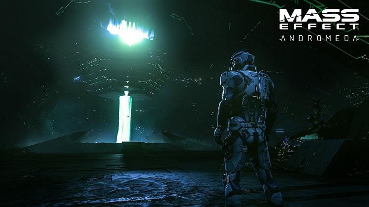 "Слухи: Electronic Arts «заморозила» серию Mass Effect"""
