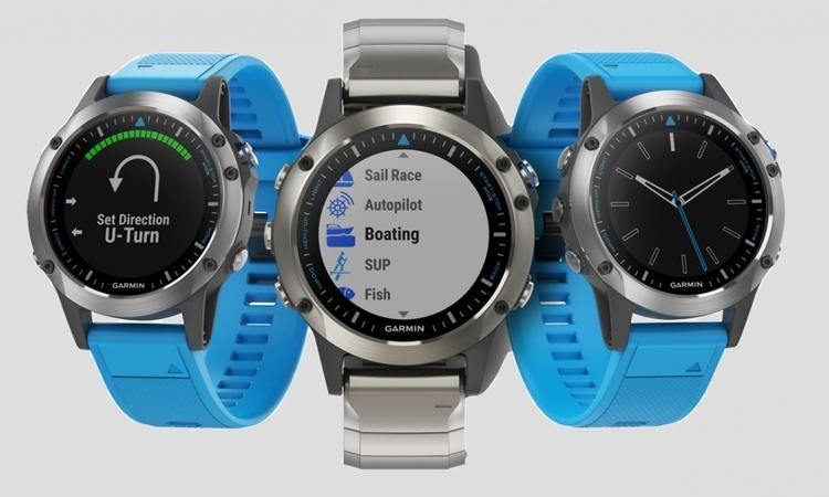 Смарт-часы Garmin Quantix 5