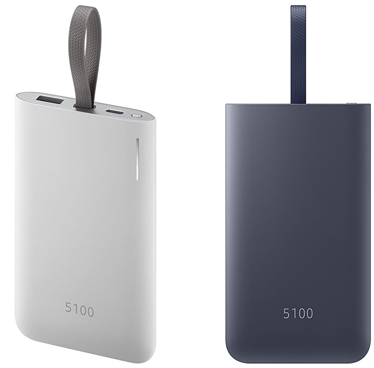 Samsung Fast Charge Portable Battery Pack 5100 мА·ч