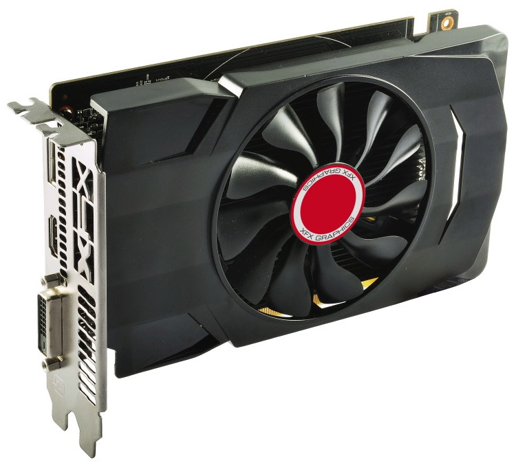 XFX Radeon RX 560 Single Fan