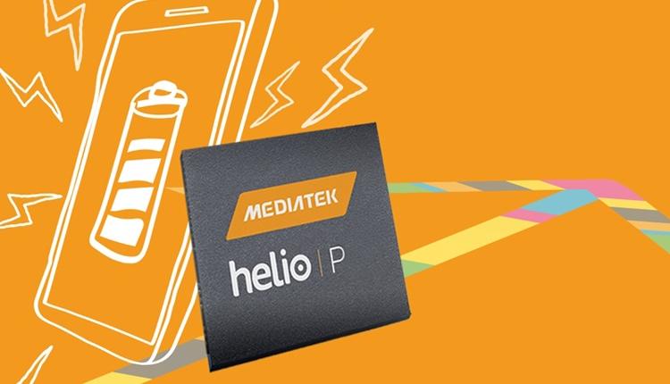 Процессор Mediatek Helio P23