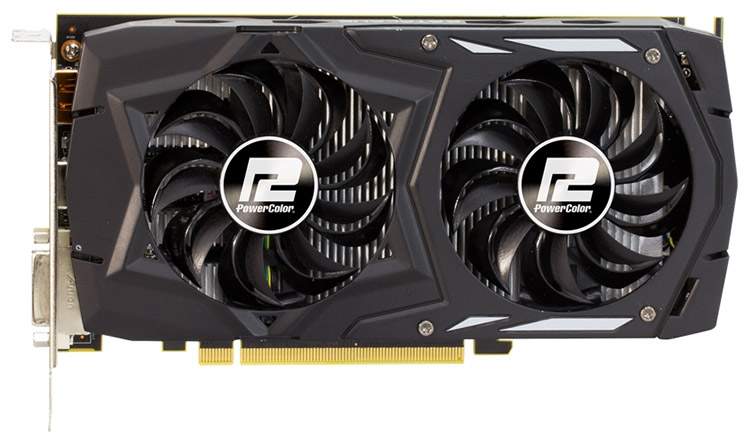 PowerColor Red Dragon Radeon RX 560 OC