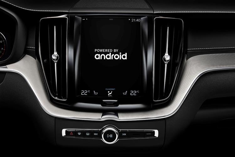 """Подключённые автомобили Volvo будут использовать платформу Android"""""""