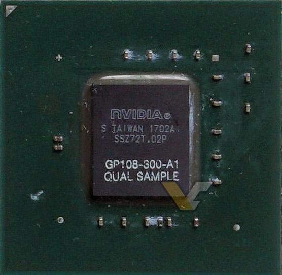 GPU Pascal GP108-300-A1