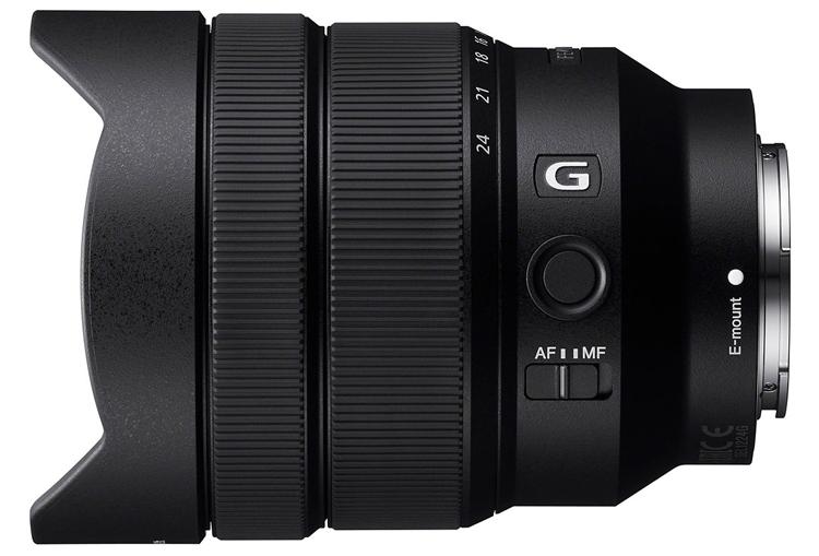 Sony FE 12-24mm F4 G: сверхширокоугольный объектив для беззеркальных камер - «Новости сети»