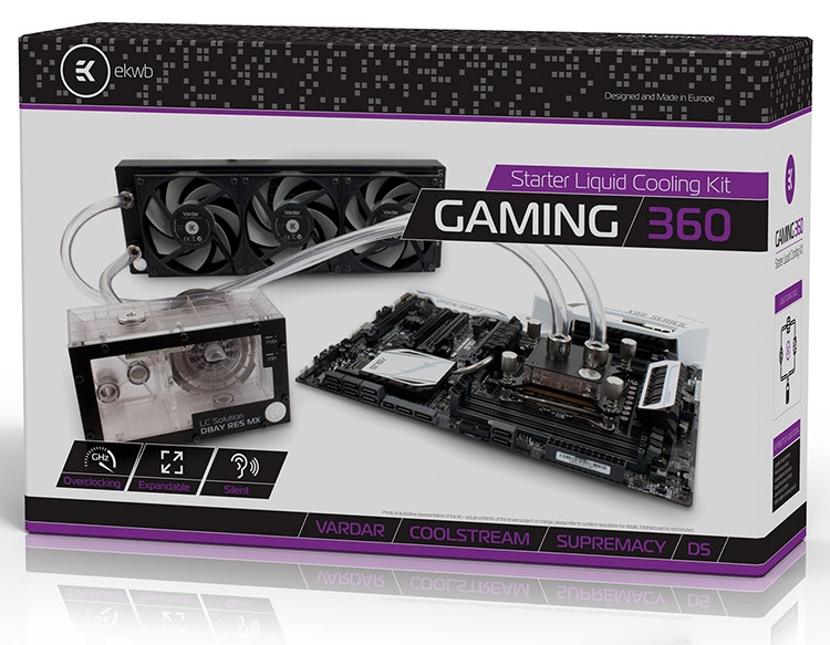 EK Gaming Series Kit