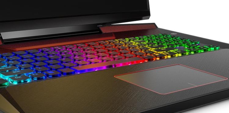 len3 - Lenovo Legion Y920: игровой ноутбук с механической клавиатурой