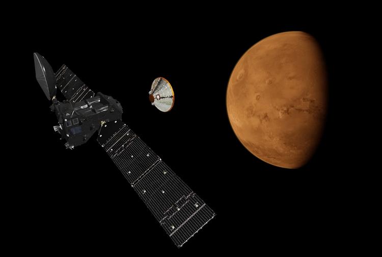 Задержки с заключением контрактов могут привести к срыву проекта «ЭкзоМарс-2020» - «Новости сети»