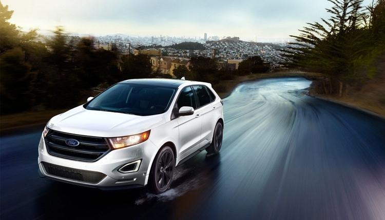Ford планирует выпуск электрического кроссовера с запасом хода около 500 км - «Новости сети»