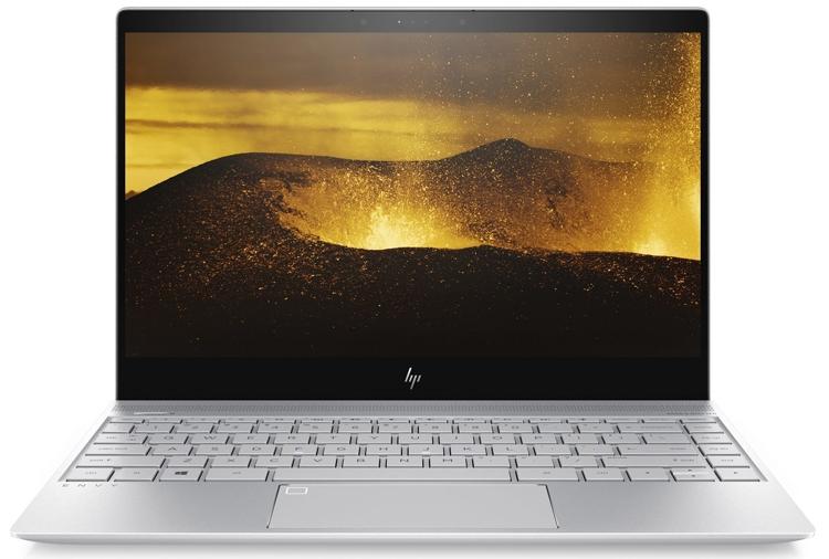 Ноутбуки HP Envy 13 и Envy 17