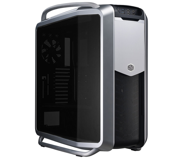 Cooler Master оценила ПК-корпус Cosmos II 25th Anniversary Edition в 350 евро - «Новости сети»