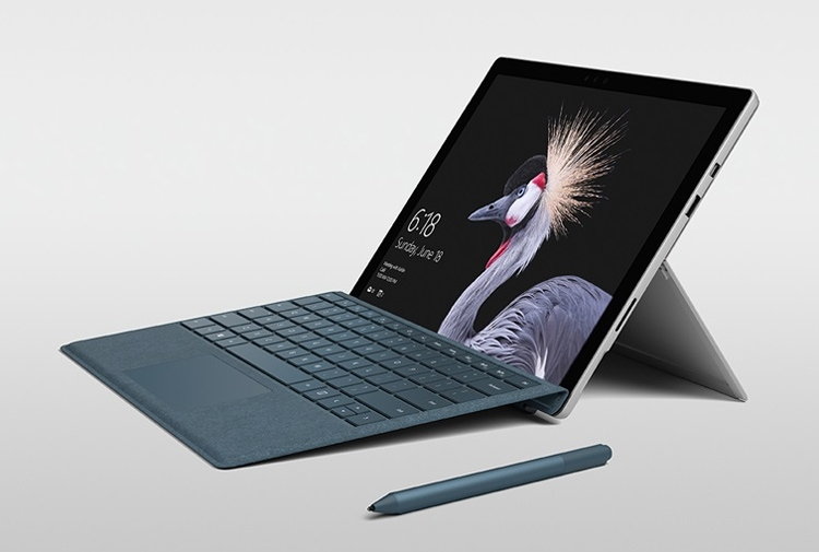 Microsoft Surface Pro образца 2017 года