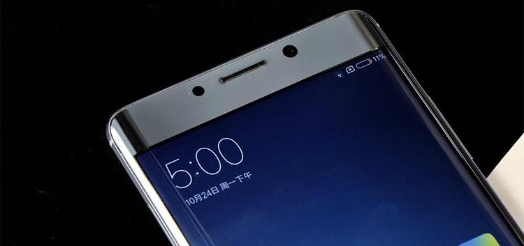 Фаблету Xiaomi Mi Note 3 приписывают наличие 8 Гбайт оперативной памяти - «Новости сети»