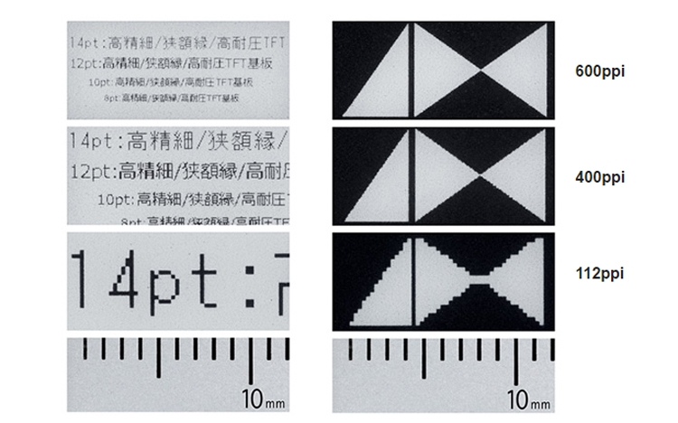 Japan Display повысит пиксельную плотность электронной бумаги до 600 PPI