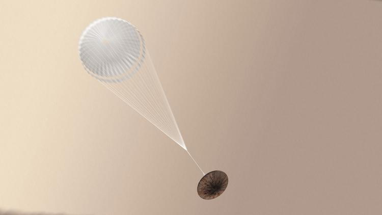 Названа причина крушения марсианского аппарата «Скиапарелли» - «Новости сети»