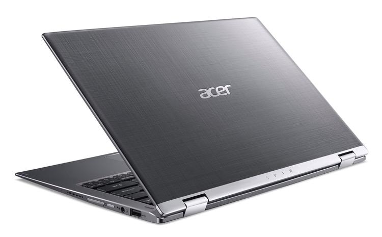 Acer обновила ноутбук-трансформер Spin 1 с 11,6-дюймовым дисплеем