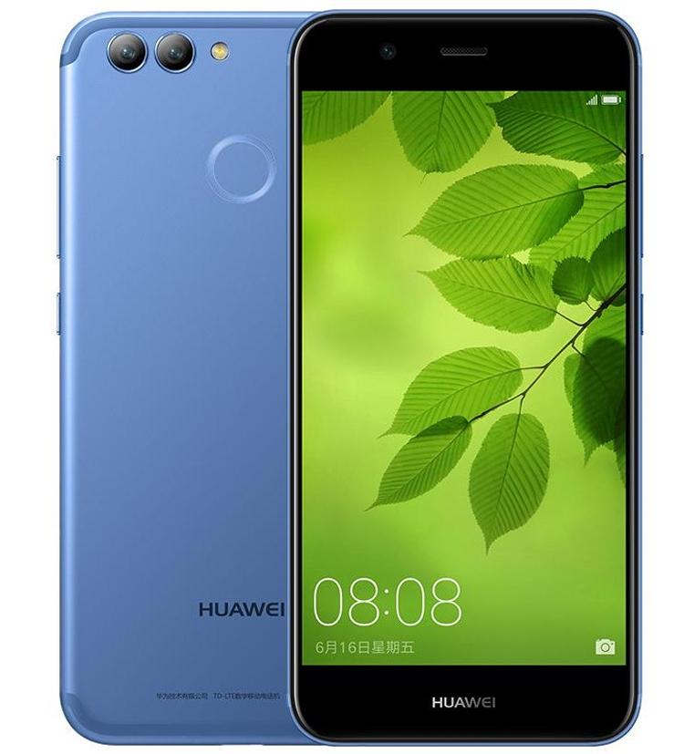 Huawei Nova 2 и Nova 2 Plus: смартфоны с двойной камерой и экраном Full HD