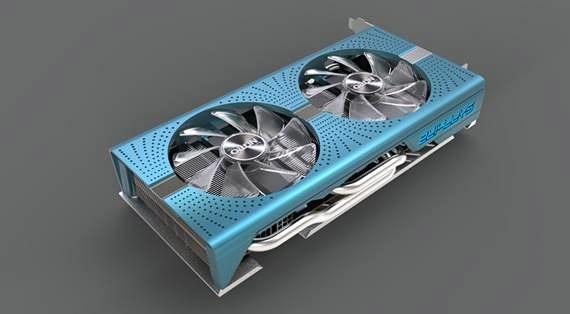 Nitro+ Radeon RX 580 Special Edition