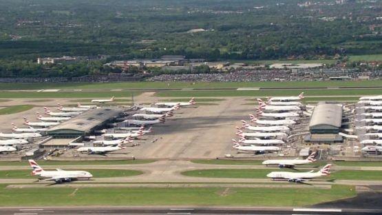 British Airways отменила все рейсы из аэропортов Хитроу и Гатвикиз-за компьютерного сбоя - «Новости сети»